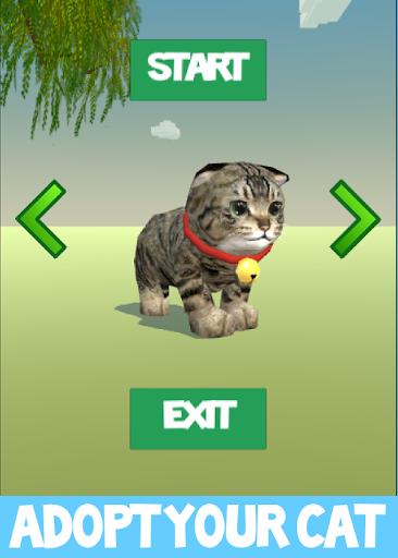 Talking Cat 1.0 screenshots 1