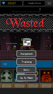 Adventure of Priestess Screenshot