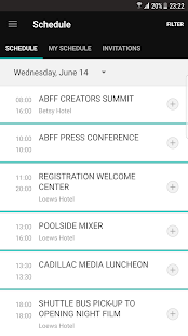 Black Enterprise Events- screenshot thumbnail