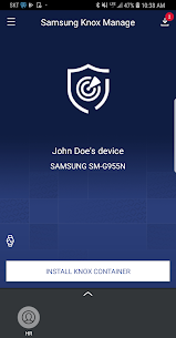 Samsung Knox Manage 2