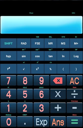 Scientific Calculator smpc