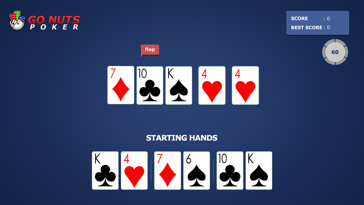 Go Nuts Poker- screenshot