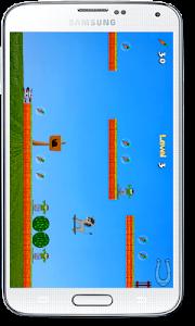 Baby Donkey Skateboarding screenshot 7