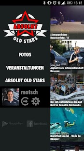 ABSOLUT OLD STARS | AOS - náhled