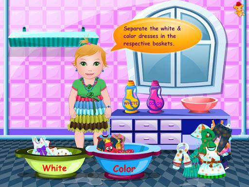 玩休閒App|婴儿衣物洗涤免費|APP試玩