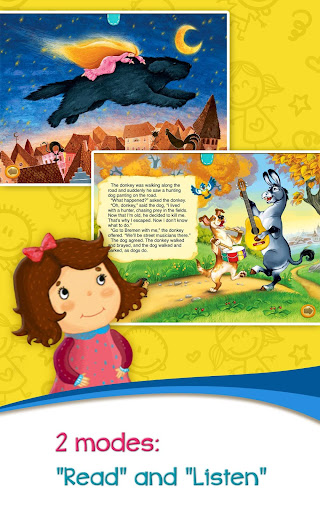 Azbooks - kid's fairy tales, songs, poems & games screenshot 9
