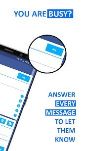 AutoResponder for FB Messenger – Auto Reply Bot v1.3.7 [Mod] 2