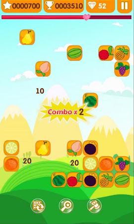 FRUIT Link Link (Match Game) 1.03 screenshot 995790