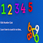 Kids Number Quiz