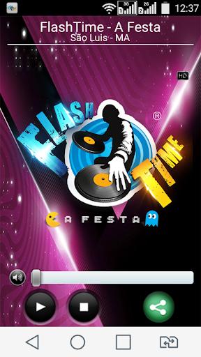 FlashTime A Festa
