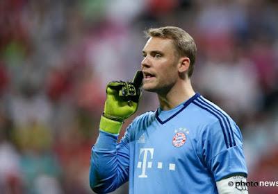 Manuel Neuer est de retour