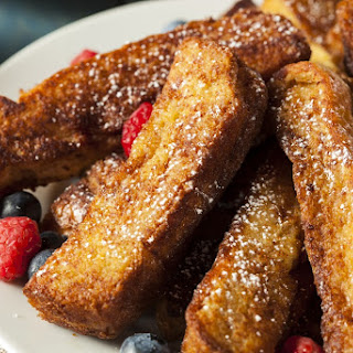 Air Fryer French Toast Soldiers