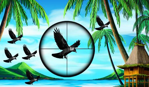 1 Shot 1 Kill: Crow Hunting free shoot Game 2019 1.0.5 Mod screenshots 2