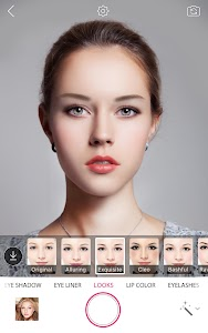 YouCam Makeup: Selfie Makeover screenshot 14