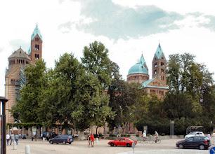 Photo: Der Dom zu Speyer