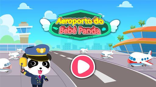 Aeroporto do Bebê Panda screenshot 7