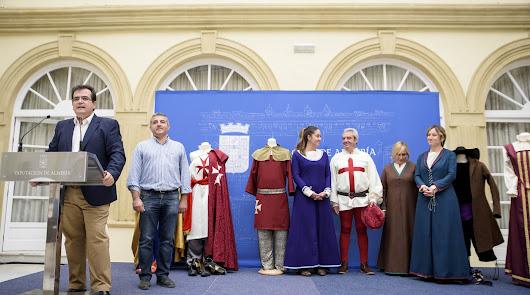 Unos 300 trajes para recreaciones históricas en la provincia