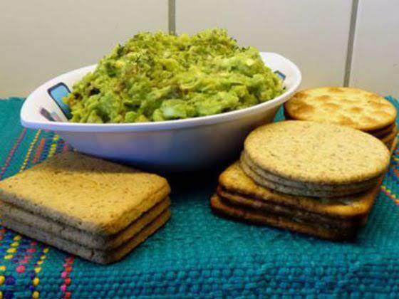 Best Ever Chunky Guacamole Recipe