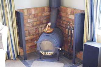 Photo: Wood Fire - A Tassie Barrel Heater