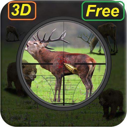 冒险の本物の動物はアフリカを狩る LOGO-記事Game