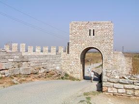 Мыс Калиакра. Крепостные ворота