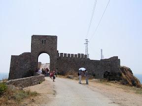 Мыс Калиакра. Крепостные сооружения