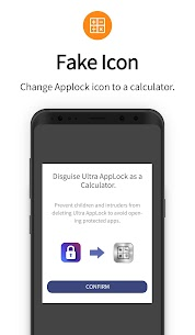 Ultra AppLock-Ultra AppLock protects your privacy. 5