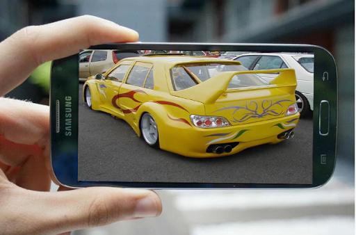 Modified Car Simulator 3D