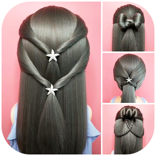 Hairstyles Step By Step For Girls Apps On Google Play