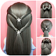 Hairstyles step by step for girls Download on Windows