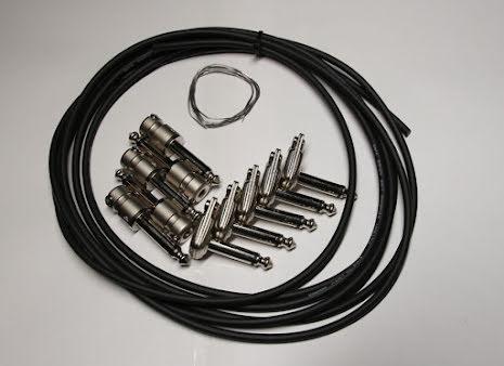 TGT11 soldered kit Mogami & 5 pcs SP400 - 5 pcs SPS4 Plugs