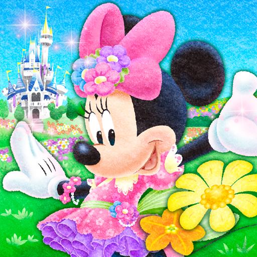 ディズニー フラワードロップス マジックキャッスルストーリー (game)