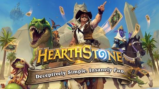 Hearthstone MOD Apk 15.0.32826 (Unlimited Money) 1