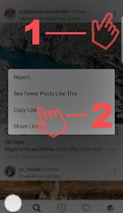 App InstaSaver: Instagram Repost videos and photos APK for Windows Phone