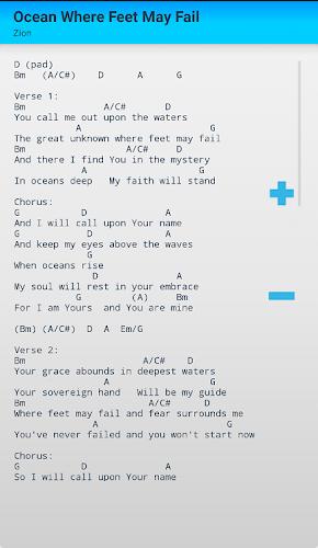 Hillsong Chords And Lyrics On Google Play Reviews Stats