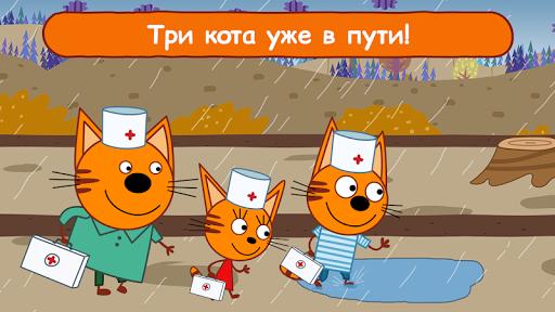 Три Кота Доктор - Детский Доктор от СТС! Врач игра 1.1.3 Cheat screenshots 3