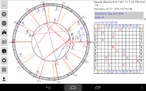 Astrological Charts Pro [PAID] [Free Purchase] 10