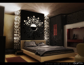 Photo: For More Visit : http://www.home-designing.com/2011/09/modern-colorful-bedrooms