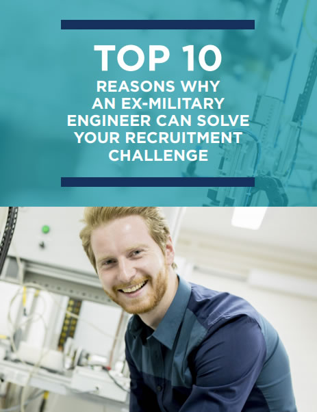 TOP 10 reasons why ex-military engineers