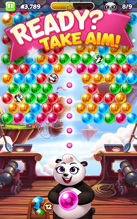 Panda Pop- screenshot