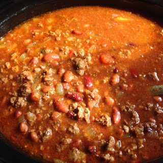 Linda's Chili Con Carne - The Best Chili