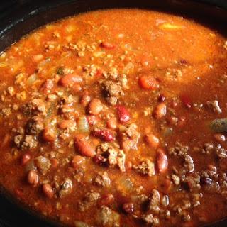Linda's Chili Con Carne - The Best Chili.
