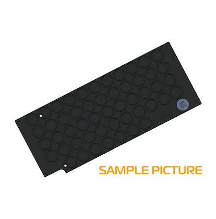 EK bakplate for EK-FC7870, sort