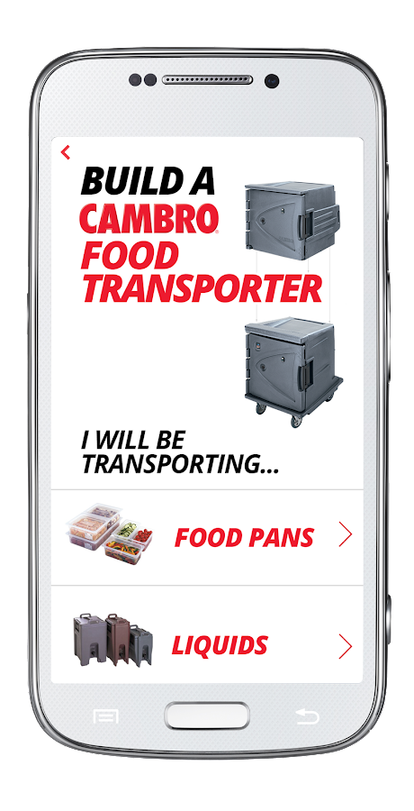 Cambro- screenshot