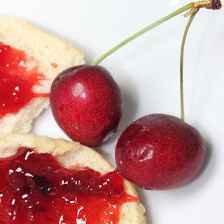 Plum & Cherry Jam