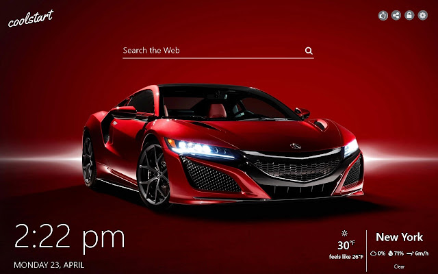 Acura HD Wallpapers Luxury Sports Cars Theme