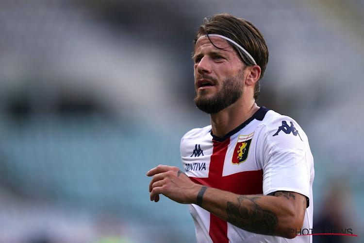 Le Club Bruges peut faire une croix sur Lasse Schöne