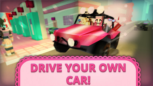 Girls Car Craft GO Parking Awesome Games For Girls screenshots 1