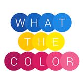 Color blindness test. Eye quiz