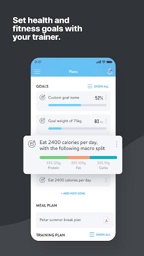 StarFit Fitness App screenshot 4